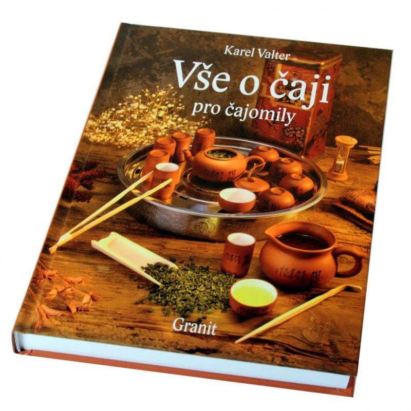 Knihy o čaji