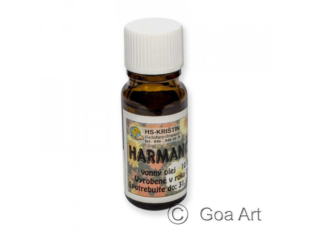 400655 Vonny olej Harmancek