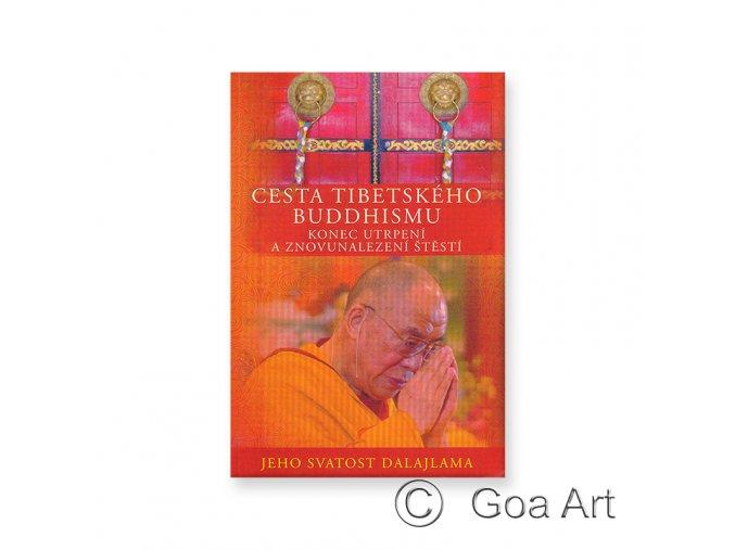 901457 Cesta tibetskeho budhismu