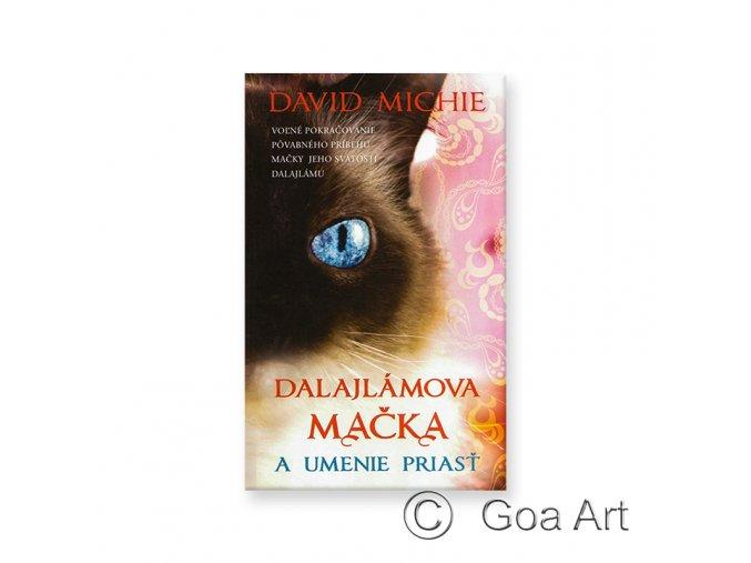 902235 Dalajlamova macka a umenie priast