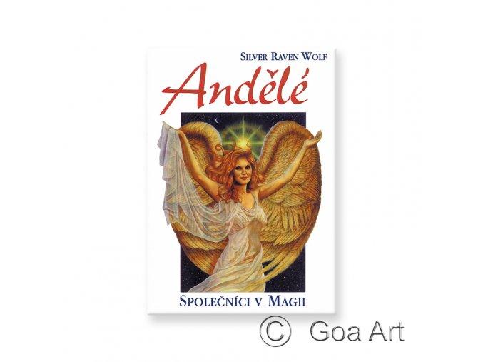900169 Andele spolecnici v magii