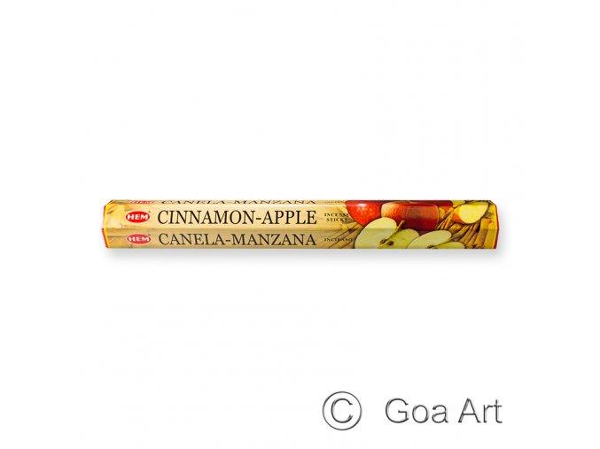 501641 Cinnamon apple