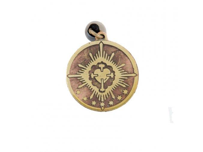 Kresťanský symbol viery, nádeje a lásky