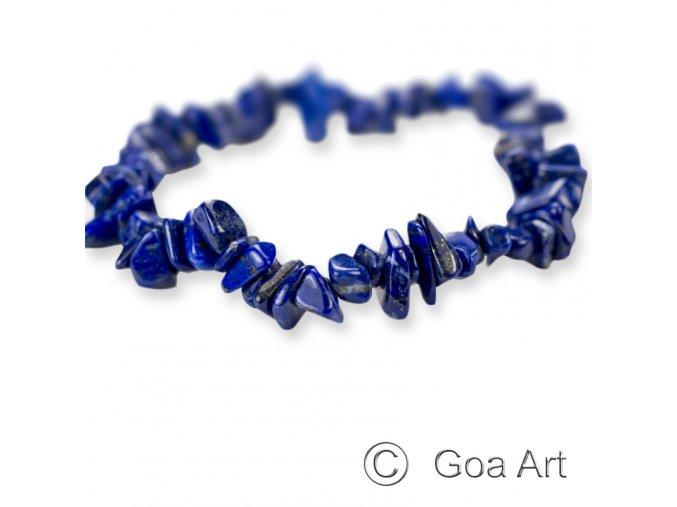 601027 Lapis lazuli naramok sekany A