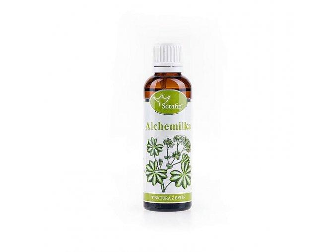 Alchemilka - tinktúra z rastlín