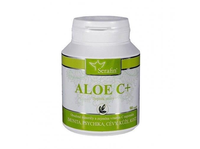 Aloe C+  prírodné kapsule