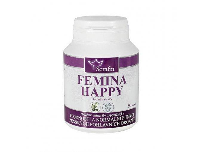 Femina Happy kapsuly - doplnok stravy, 90k
