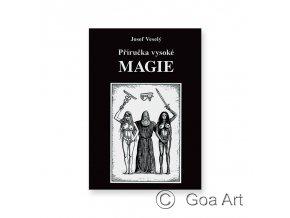 900573 Prirucka vysoke magie
