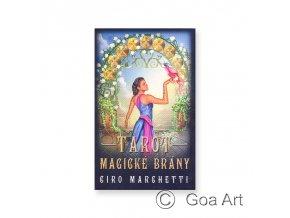901484 Tarot magicke brany