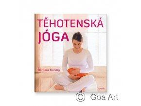 Těhotenská jóga  Barbara Kündig