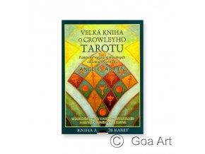 901842 Velka kniha o Crowleyho tarotu