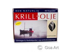 701199 Krill olje