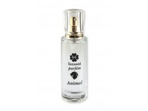 luxusny tekuty parfum animal sklo 30 ml rae