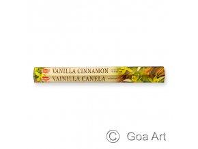 502152 Vanilla cinnamon