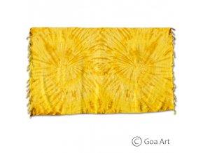 Sarong č.16 žltý