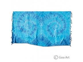Sarong č.17 svetlo modrý