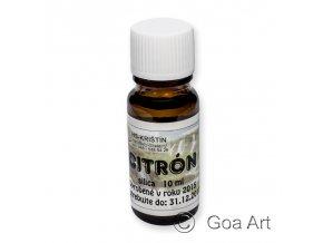 Citrón vonný olej