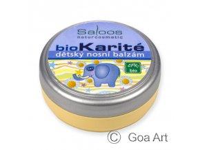 401321 Karite BIO Nosny balzam pre deti