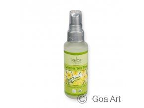 401371 Kvetova voda Lemon Tea tree