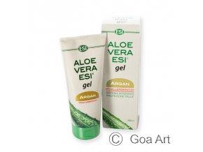 401498 Gel Aloe Vera s arganovym olejom 200ml