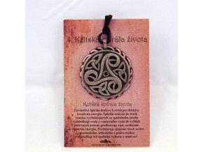 Keltská špirála života