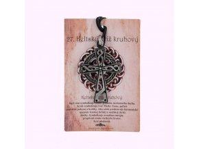 Keltský kríž kruhový