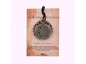 Keltský uzol kruhový