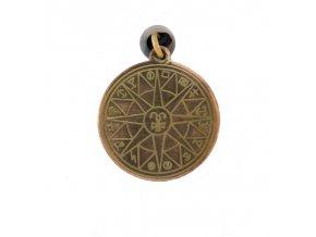 Kabalistický Venušin ochranný kruh
