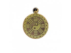 Jin - Jang v kruhu ôsmich triagramov