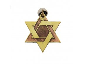 Hexagram Davidova hviezda