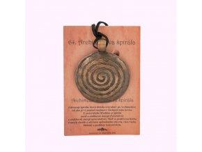 Archimedova medená špirála