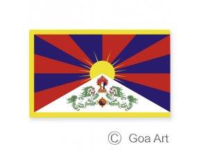 Tibetska zastava