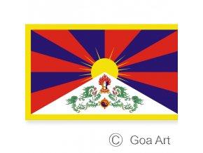 Tibet vlaka