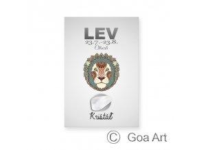 600299 Lev kristal
