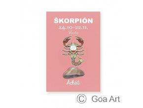 600308 Skorpion achat