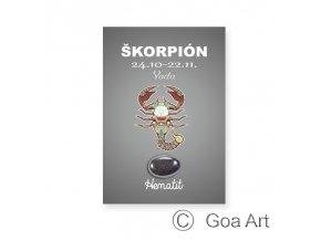 600309 Skorpion hematit