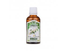 Breza - tinktúra z pupeňov