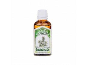 Borovica - tinktúra z pupeňov