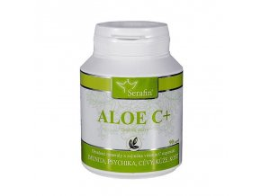 Aloe C+ kapsuly - doplnok stravy, 90ks