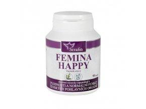 Femina Happy  prírodné kapsule