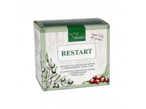 Čaj Reštart + kapsuly - doplnok stravy, 50g/60ks