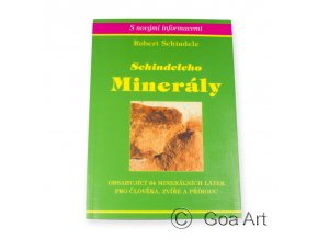 900834 Kniha Schindeleho mineraly
