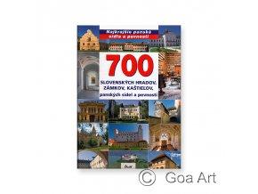 900838 700 slovenskych hradov