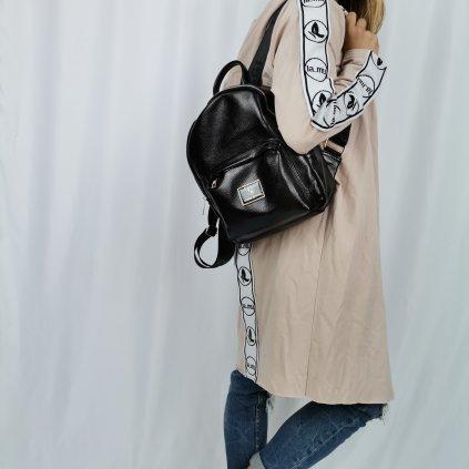 Dámský batůžek Jeannine černý