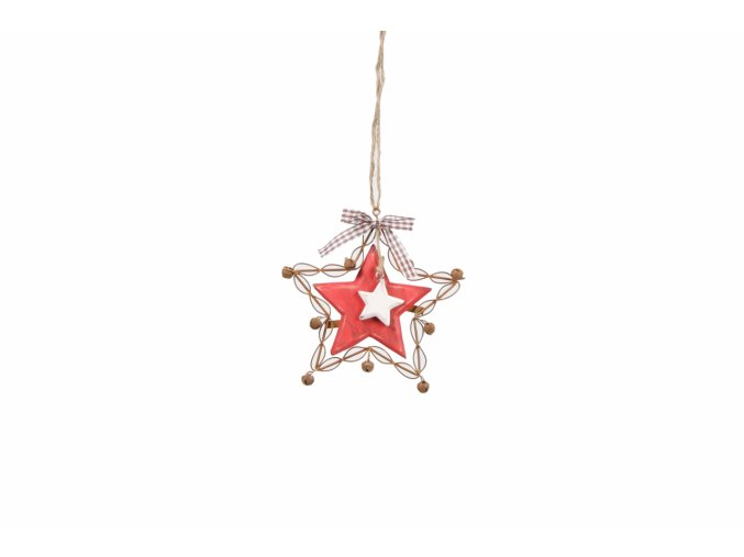 Hvězda na zavěšení S