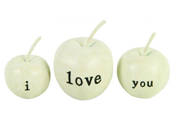 Dekorační jablíčka