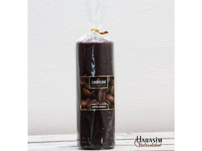 Svíčka válec Coffee Arabica 16,5 cm