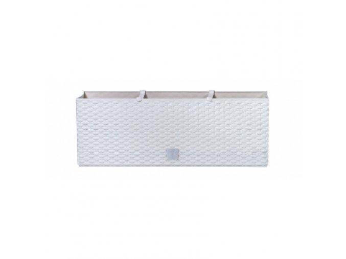Truhlík Rato Case bílý 80 cm