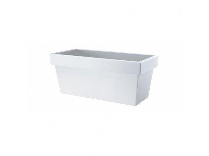 Truhlík Lofly Case bílý 57,8x25,7 cm