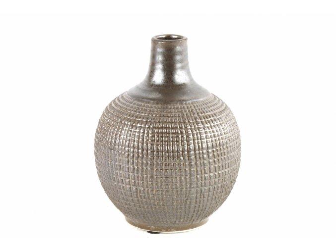 Keramická váza Odessa 15x19 cm